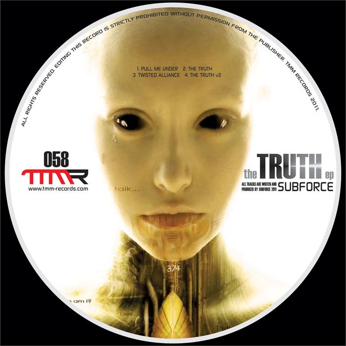 SUBFORCE - The Truth EP