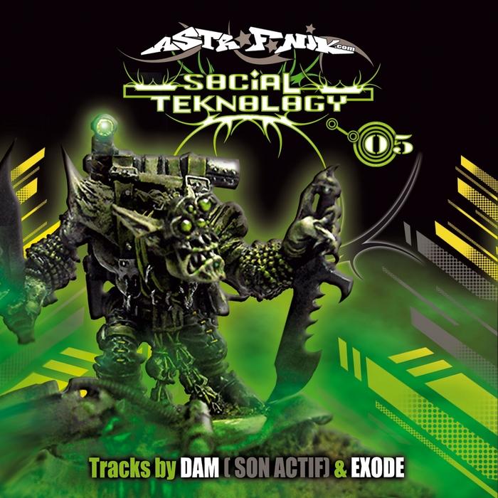 EXODE/DAM - Social Teknology Vol 5