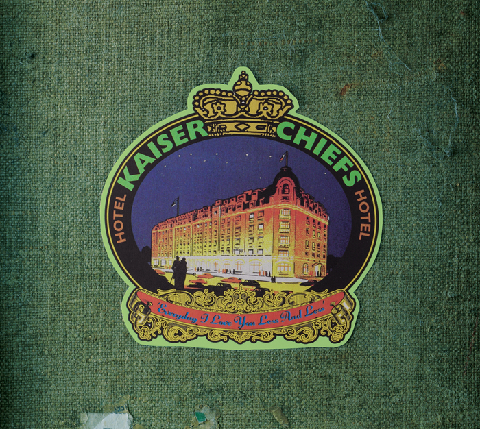 KAISER CHIEFS - Everyday I Love You Less & Less