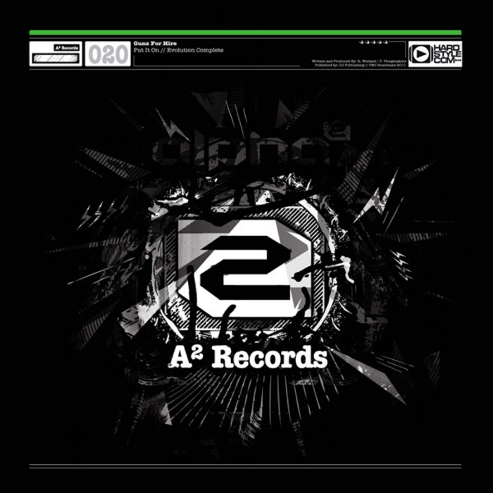 GUNZ FOR HIRE - A2 Records 020