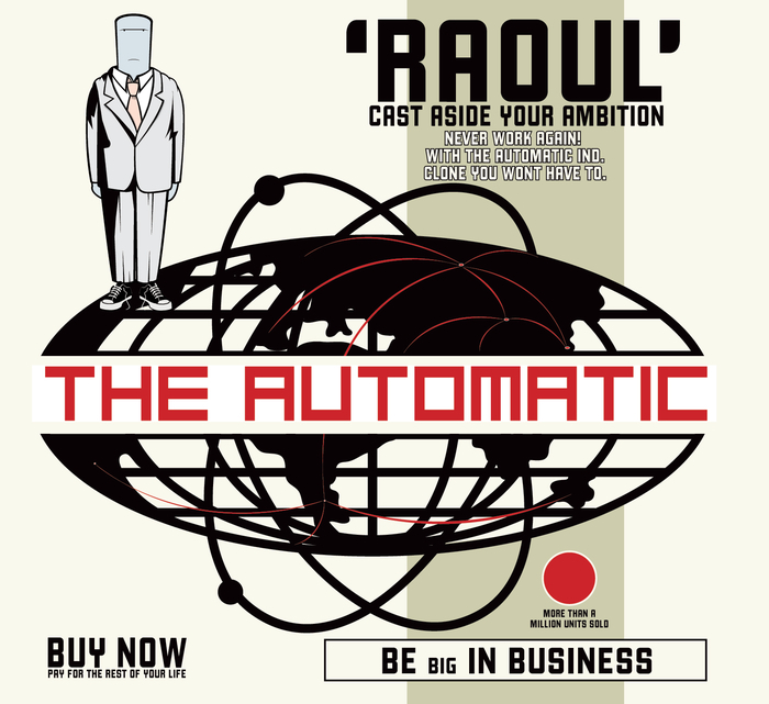 THE AUTOMATIC - Raoul (New Version)