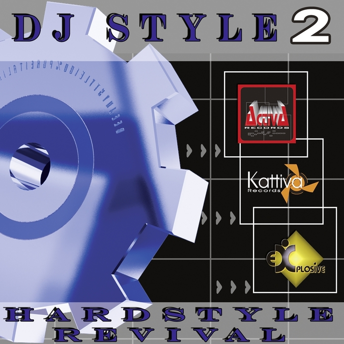 VARIOUS - DJ Style, Vol 2: Hardstyle Revival