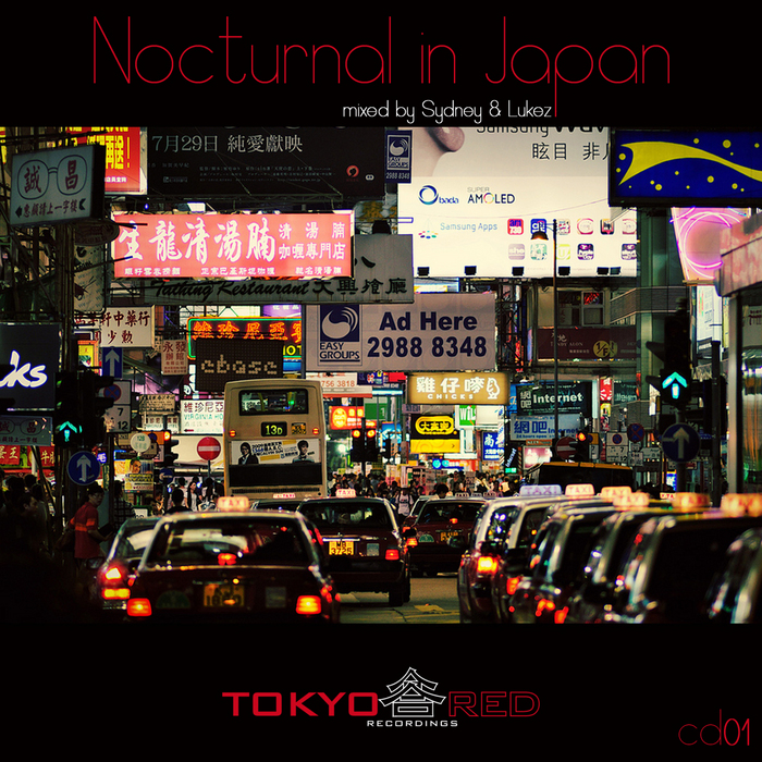VARIOUS - Nocturnal In Japan (unmixed tracks)