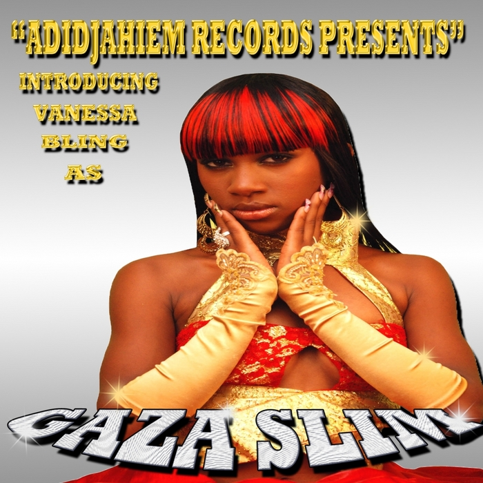 GAZA SLIM feat VYBZ KARTEL - Adidjaheim Records Presents: Introducing Vanessa Bling As Gaza Slim