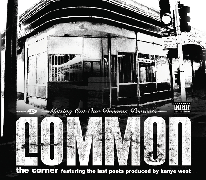 COMMON feat THE LAST POETS - The Corner (UK Version)