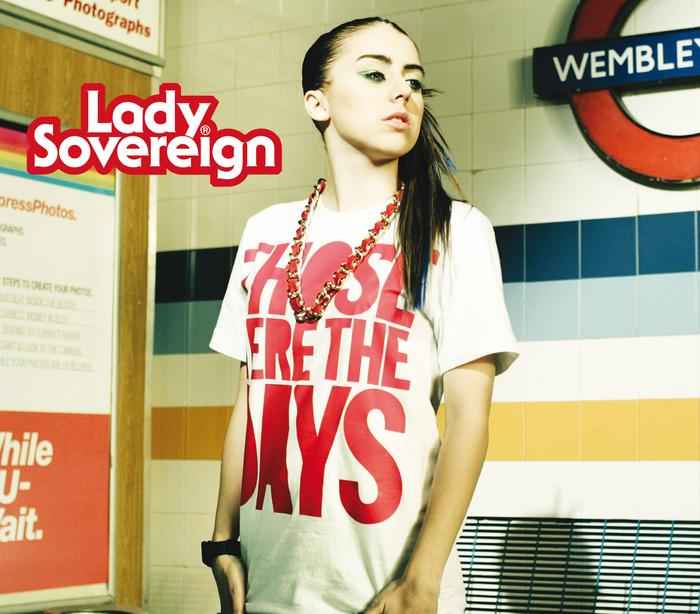 LADY SOVEREIGN - Those Were The Days (Sinden Remix)