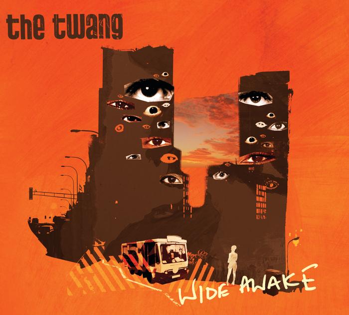THE TWANG - Wide Awake (e-single)