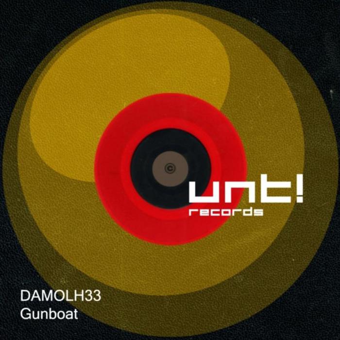 DAMOLH33 - Gunboat