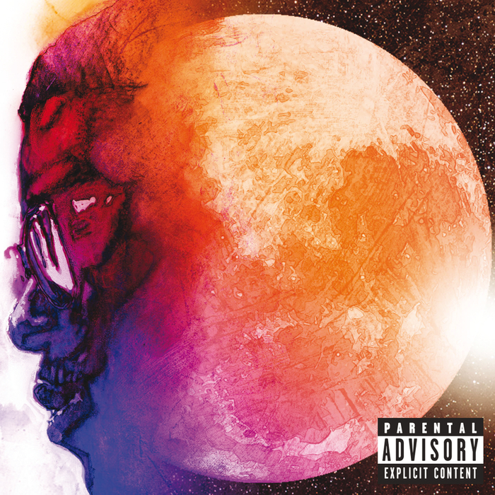 KID CUDI - Man On The Moon: The End Of Day (Explicit Int'l Version)