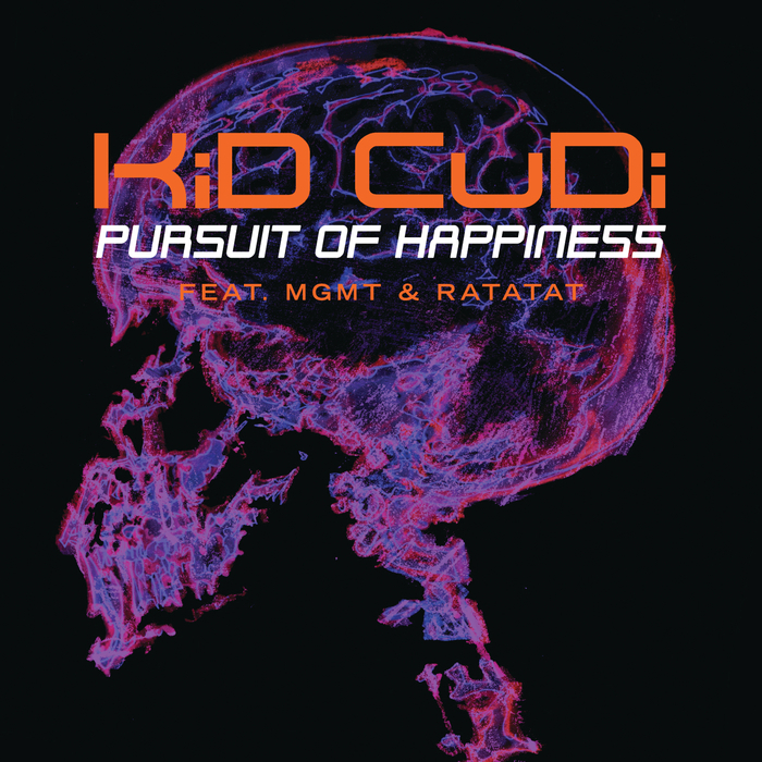 Kid Cudi Pursuit Of Happiness Release
