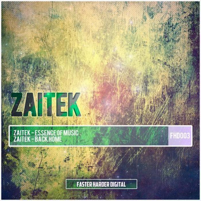 ZAITEK - Essence Of Music