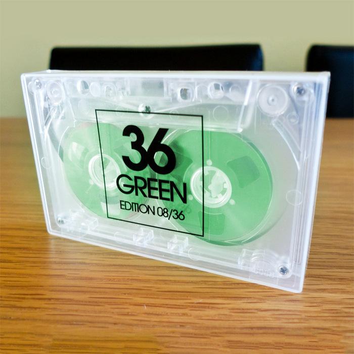 36 - Tape Series: Green