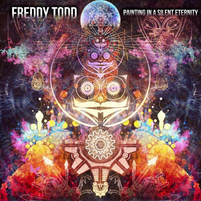 TODD, Freddy - Painting In A Silent Eternity