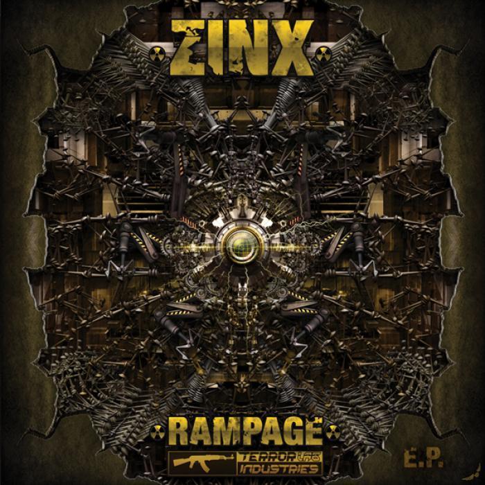 ZINX - Rampage EP