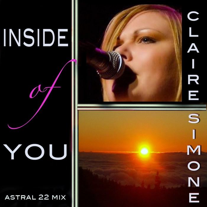 SIMONE, Claire - Inside Of You