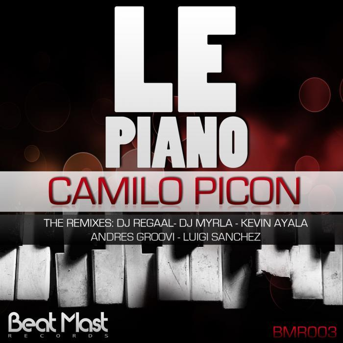 PICON, Camilo - Le Piano