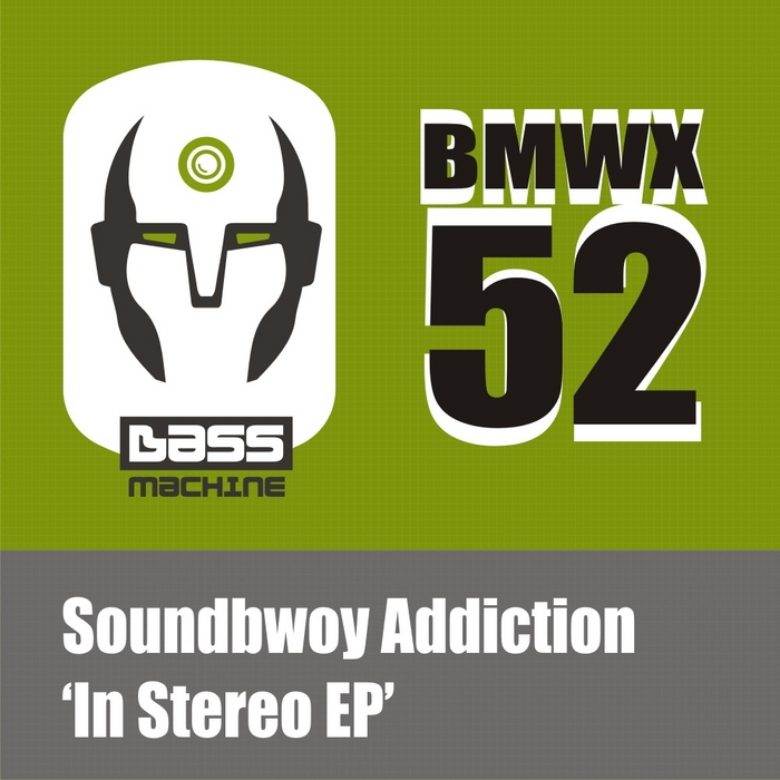 SOUNDBWOY ADDICTION - In Stereo EP