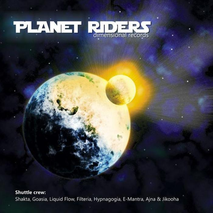 VARIOUS - Planet Riders