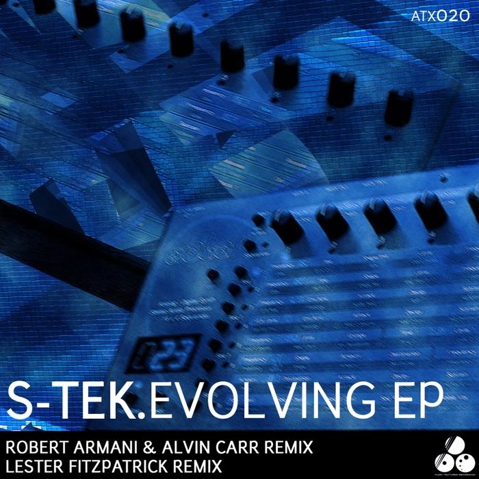S TEK - Evolving EP