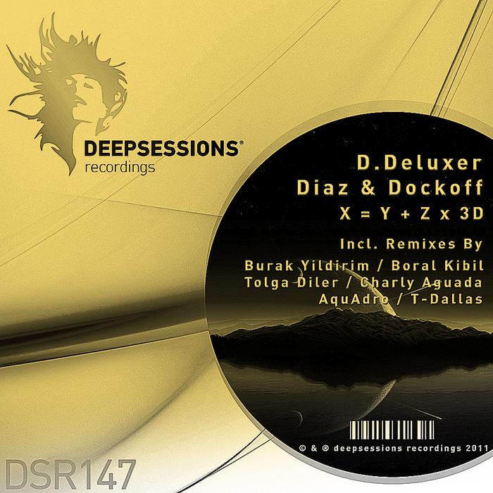 D DELUXER/DIAZ/DOCKOFF - X = Y + Z x 3D