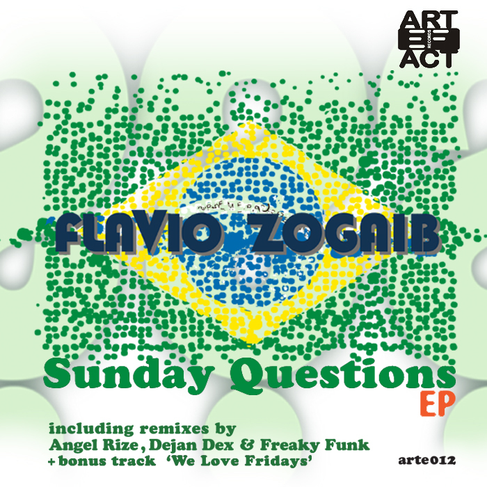 FLAVIO ZOGAIB - Sunday Questions EP