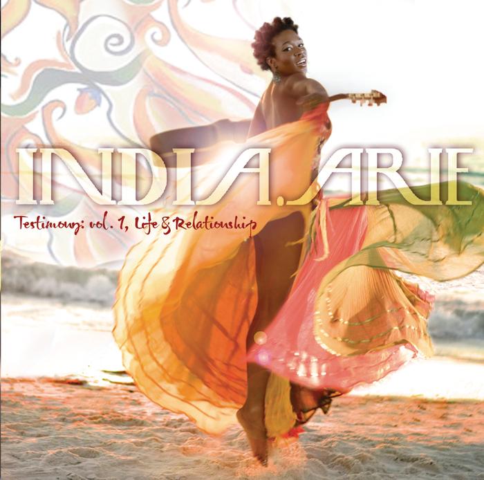 INDIA ARIE - Testimony: Vol  1 Life & Relationship