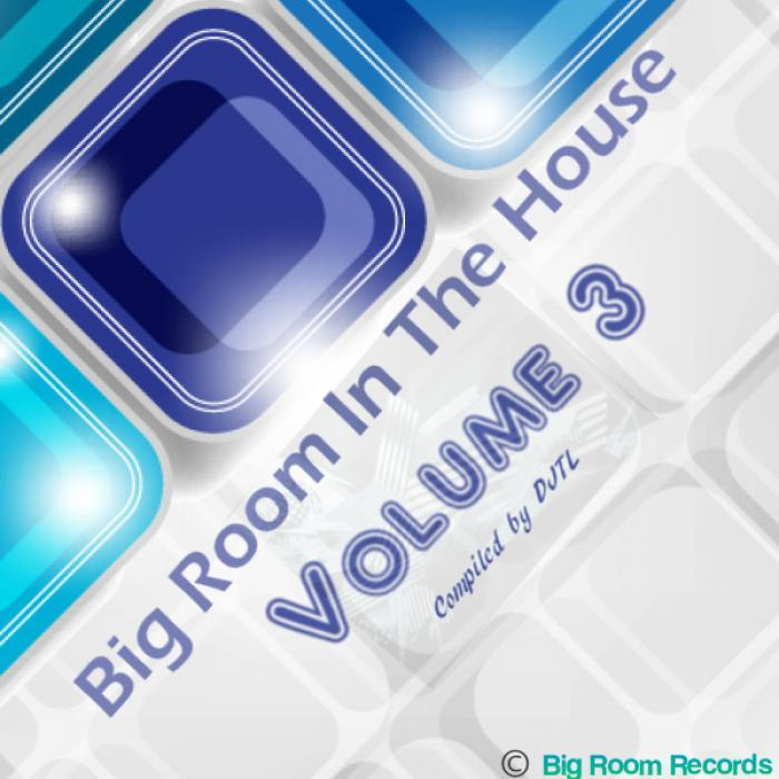 VARIOUS - Big Room In The House Volume 3 (Compiled By DJTL)