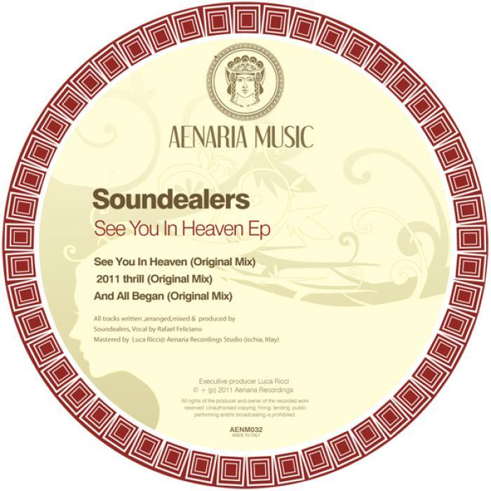 SOUNDEALERS - See You In Heaven