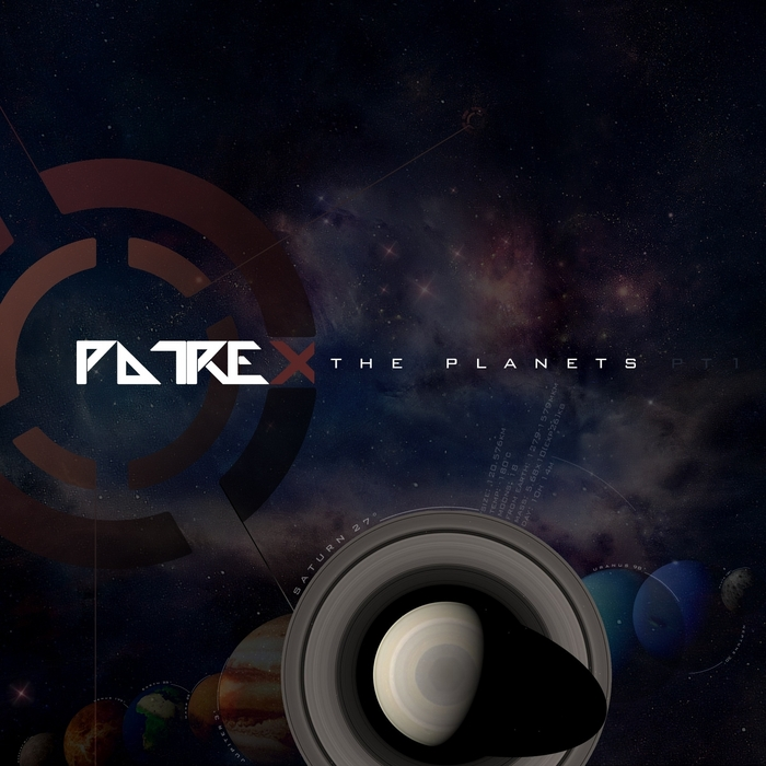 PATREX - The Planets EP (Part 1)