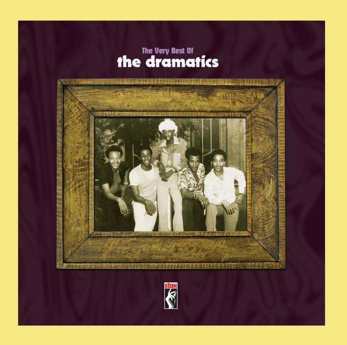 THE DRAMATICS - The Very Best Of The Dramatics
