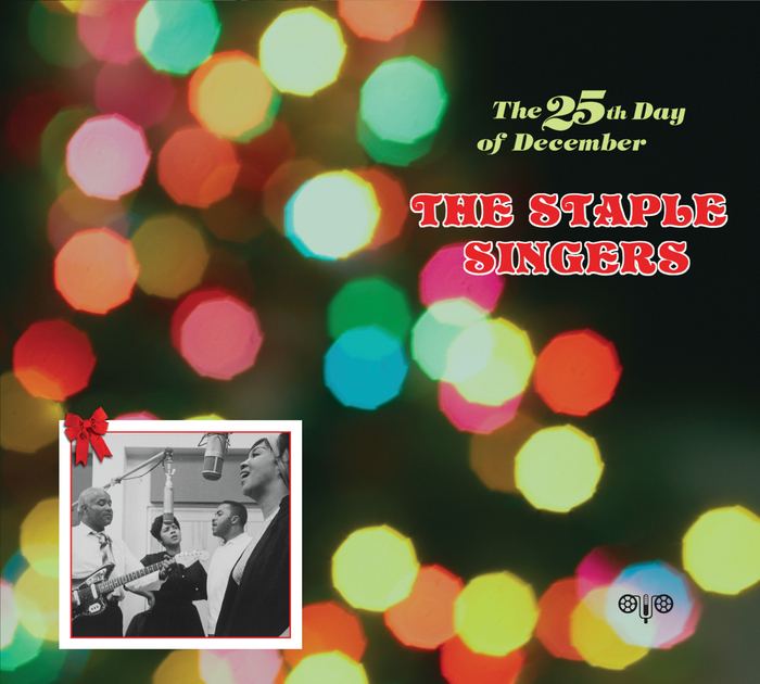 THE STAPLE SINGERS - The 25th Day Of December