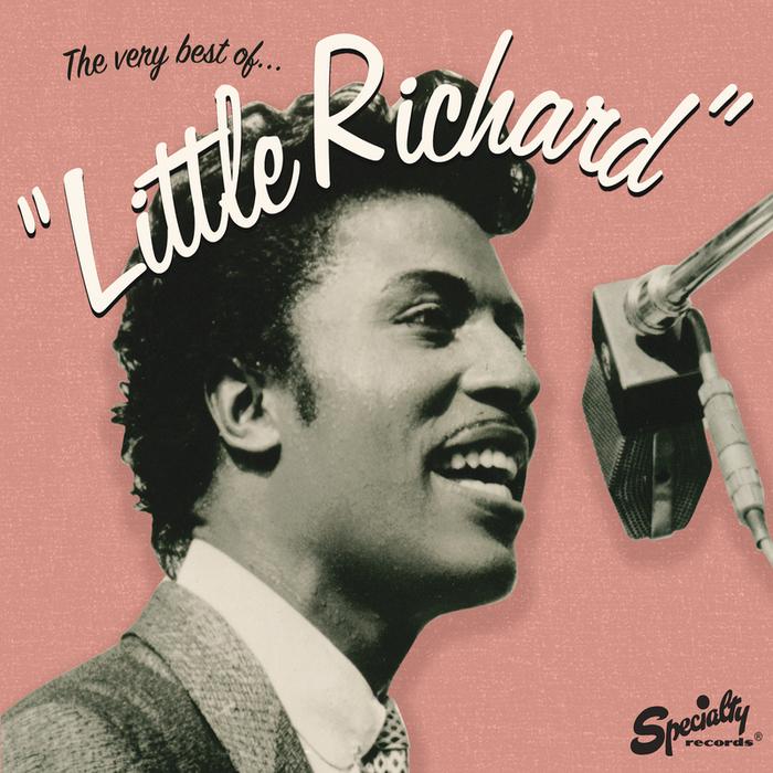 LITTLE RICHARD - The Very Best Of Little Richard
