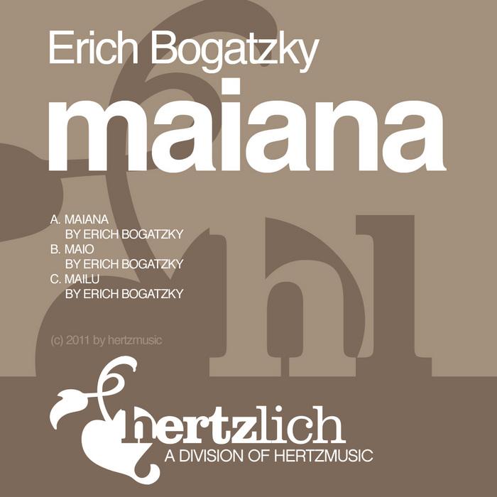BOGATZKY, Erich - Maiana