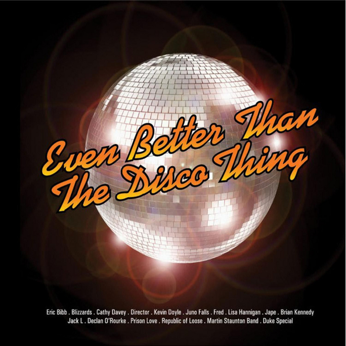 VARIOUS - Even Better Than The Disco Thing