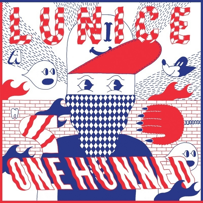 LUNICE - One Hunned EP