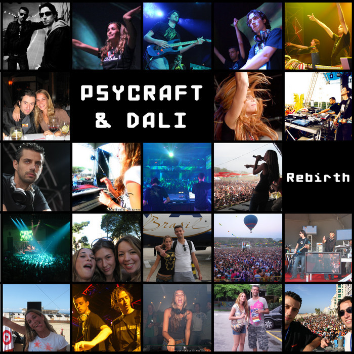 PSYCRAFT vs DALI - Rebirth EP