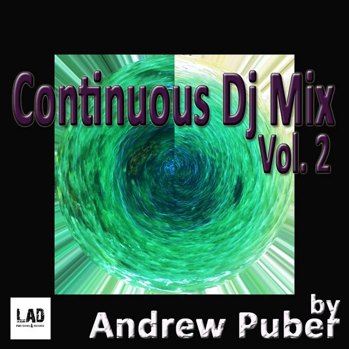 PUBER, Andrew - Andrew Puber: Vol 2 (DJ mix)