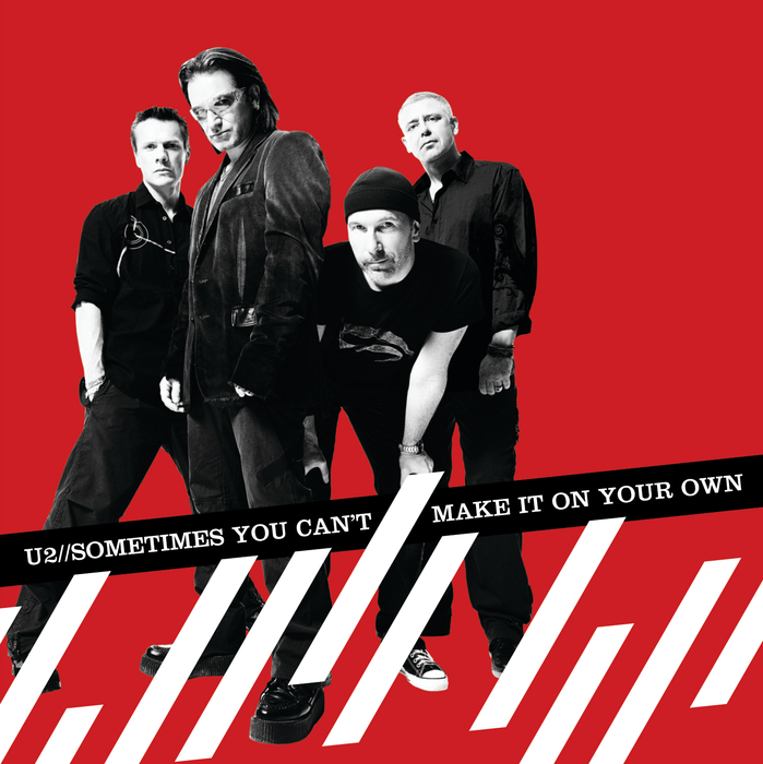 U2 - Sometimes You Can't Make It On Your Own