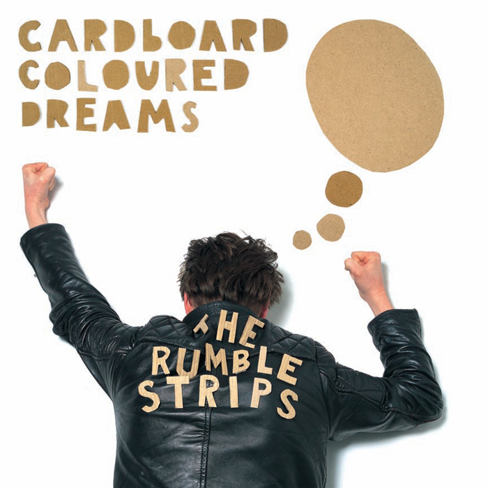 THE RUMBLE STRIPS - Cardboard Coloured Dreams EP