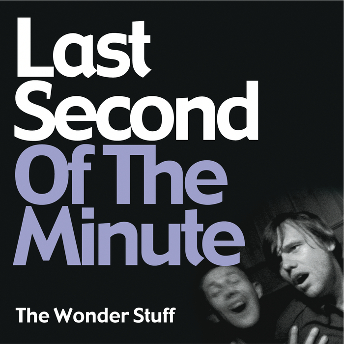 WONDER STUFF, The - Last Second Of The Minute