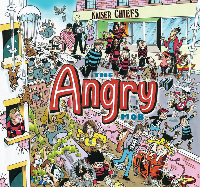 KAISER CHIEFS - The Angry Mob (Live In Berlin)