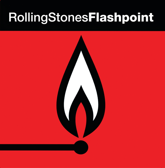 THE ROLLING STONES - Flashpoint (live)