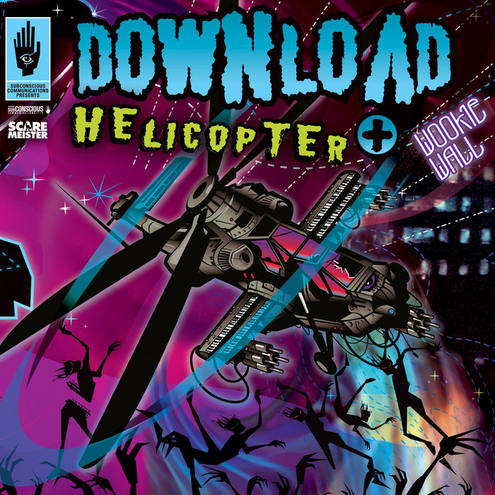 DOWNLOAD - Helicopter & Wookie Wall