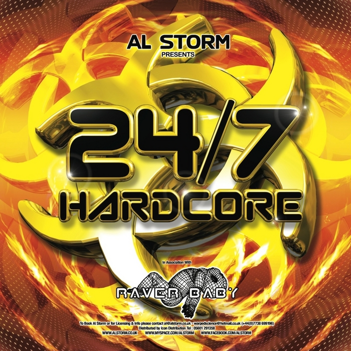 AL STORM feat VICKY FEE - Dirtbox
