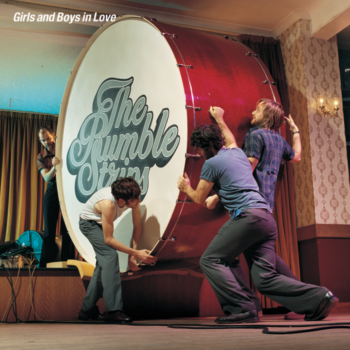 THE RUMBLE STRIPS - Girls And Boys In Love (School Disco Mix)
