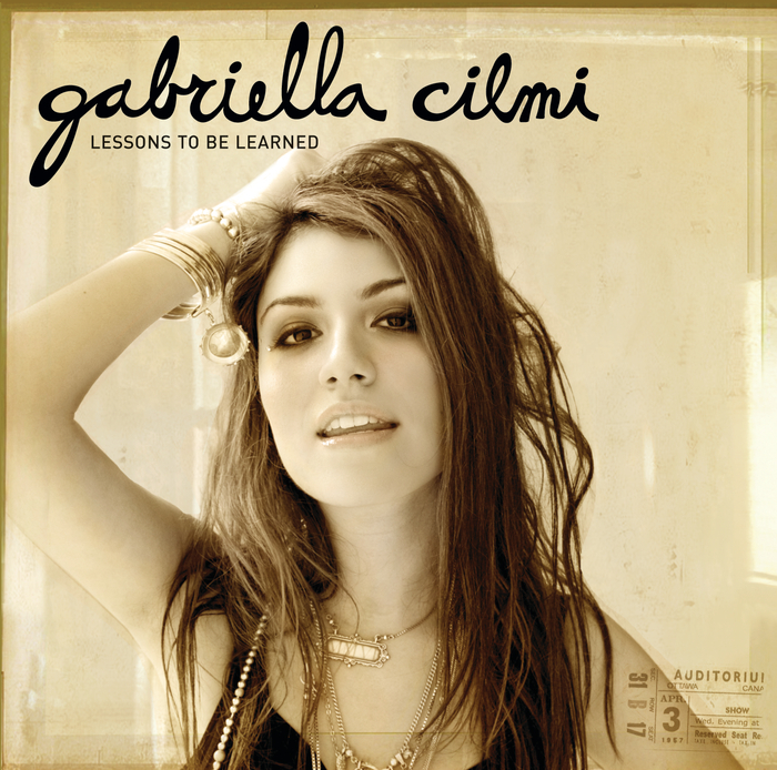 GABRIELLA CILMI - Lessons To Be Learned (SPECIAL EDITION)