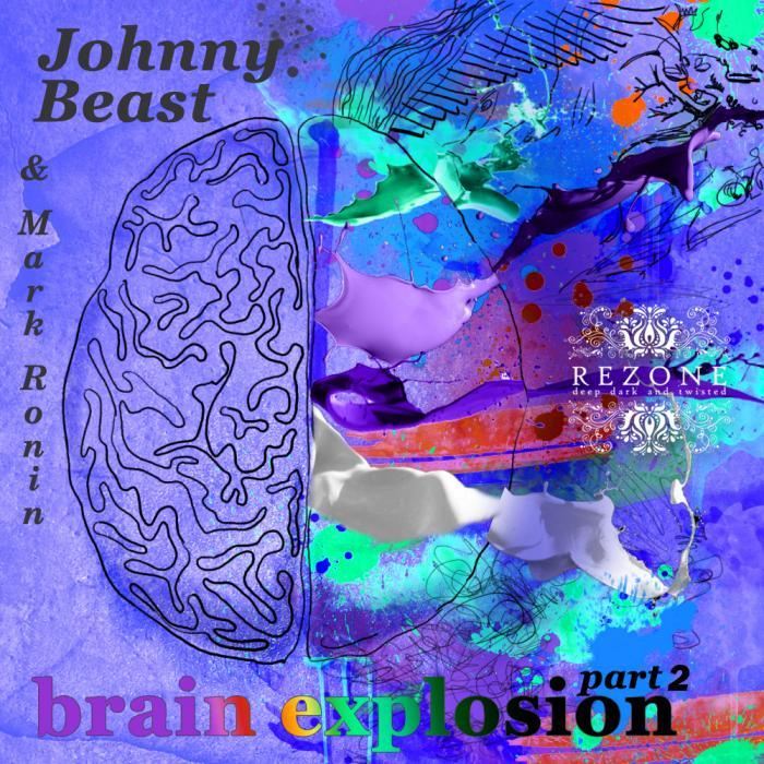 VARIOUS - Brain Explosion (Part 2) Techno Edition