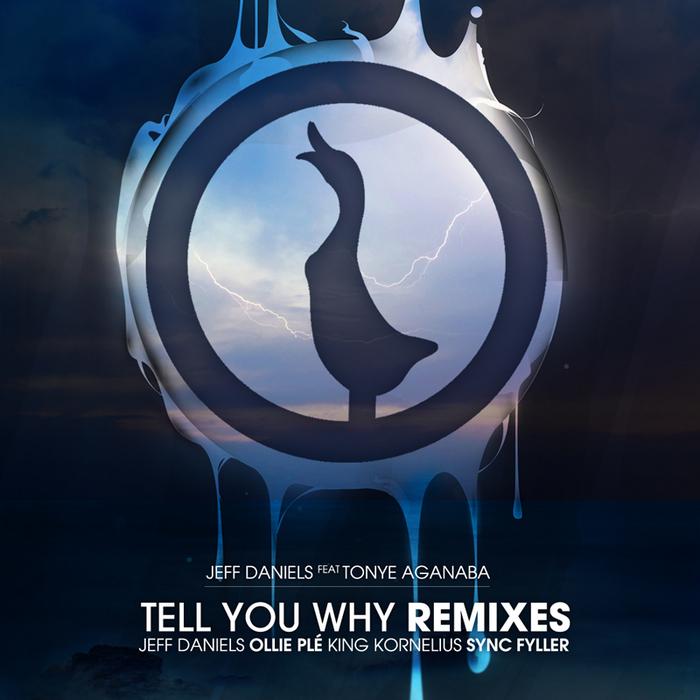 DANIELS, Jeff feat TONYE AGANABA - Tell You Why