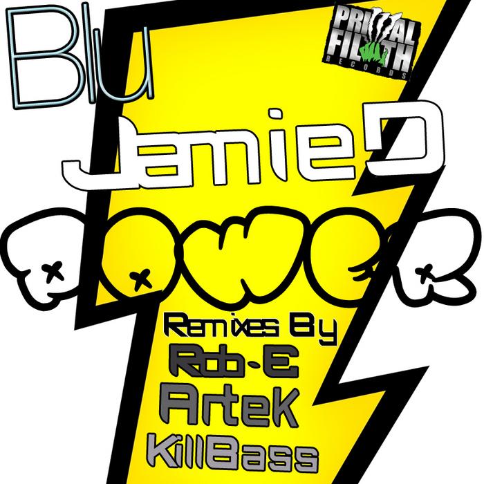 JAMIE D/BLU - Power