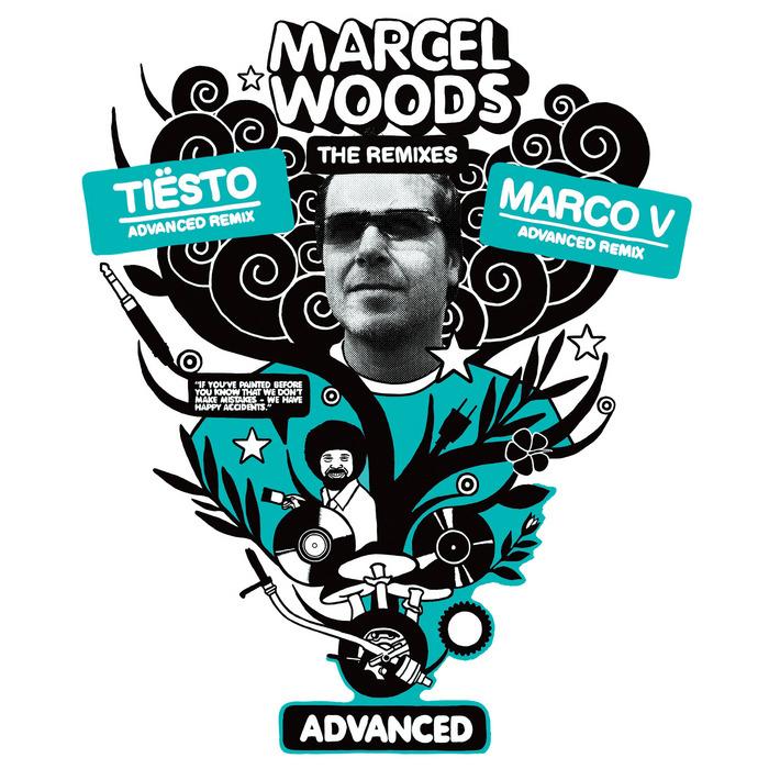 WOODS, Marcel - Advanced (The remixes 2011)